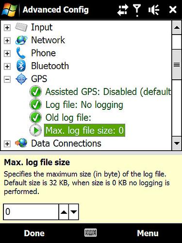 Verificar se as configurações ficaram assim e fechar o programa.